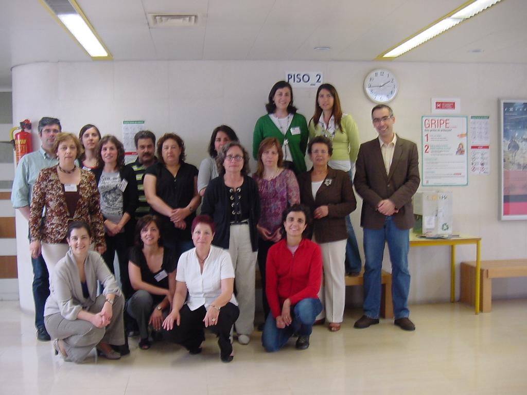 Grupo FCUL2010